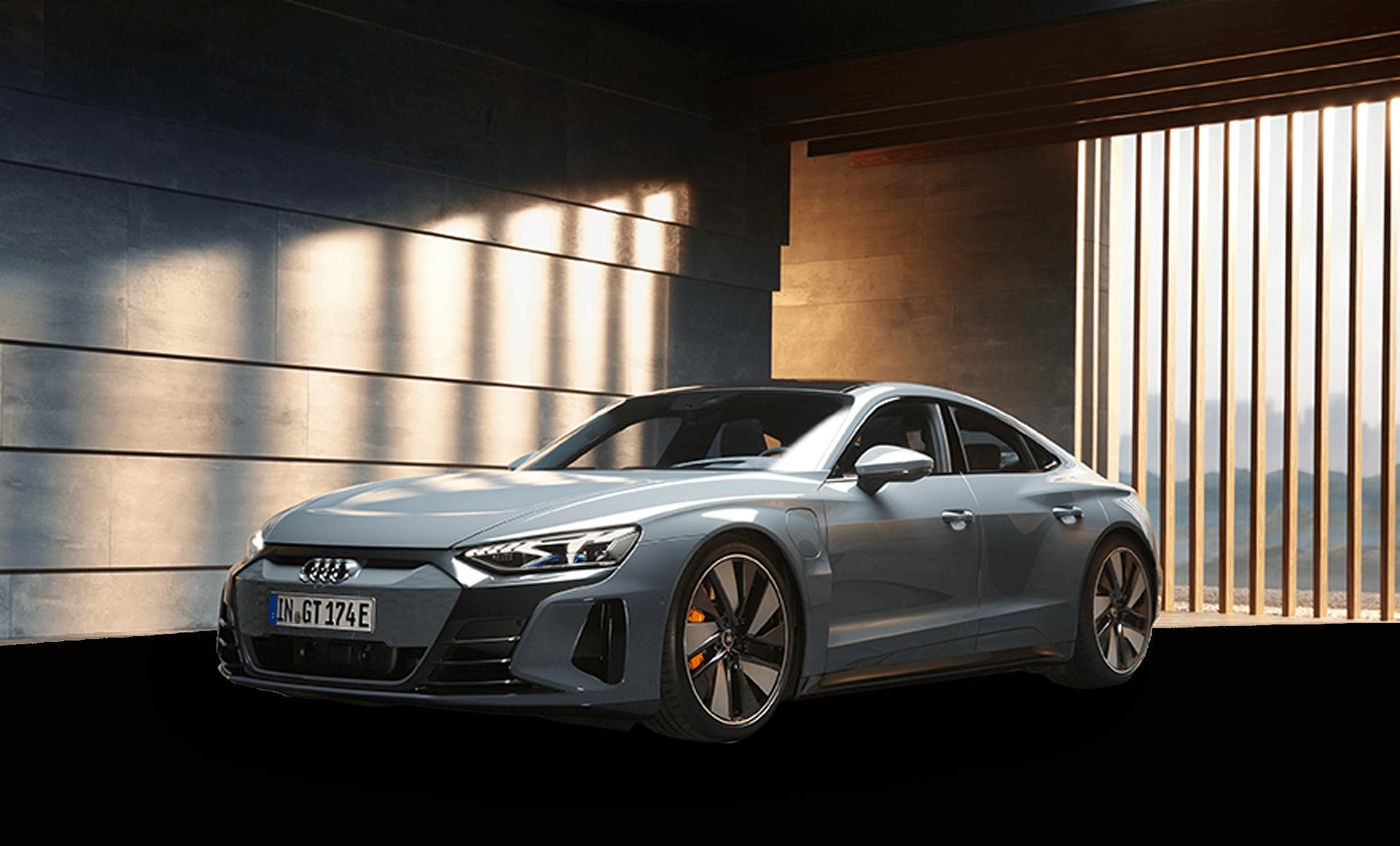 Audi - Miljøbillede - Overgang