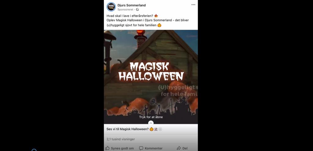 Facebook Canvas Eksempel Adjust Digital